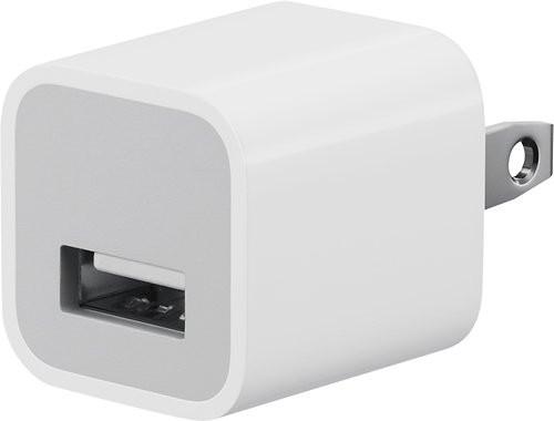 Apple - USB Power Adapter - White