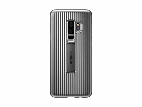 Samsung Galaxy S10e Protective Standing Cover silver
