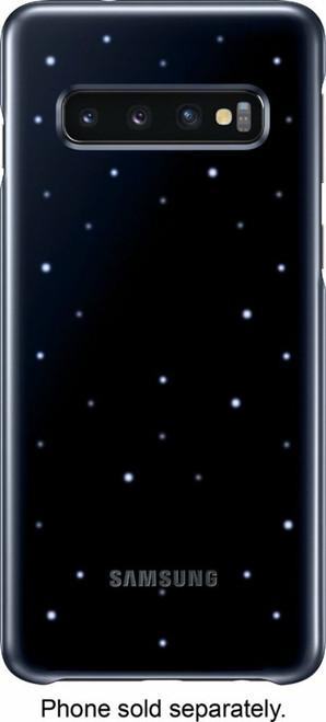 Samsung Galaxy S10 Edge LED Cover Black EF-KG973CBEGWW