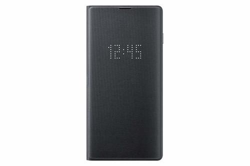 Samsung Galaxy S10 LED View Cover black EF-NG973PBEGWW