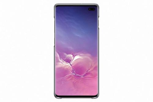 Samsung Galaxy S10 Edge Clear Cover - Transparent EF-QG973CTEGWW