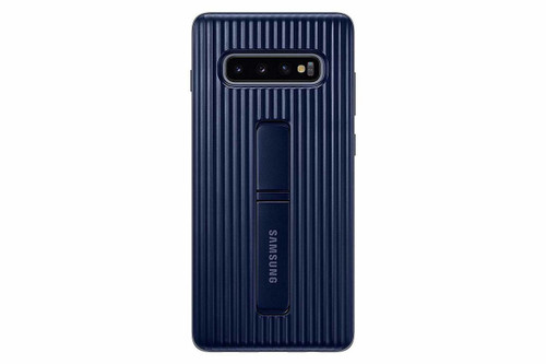 Samsung Galaxy S10 Protective Standing Cover with Quickstand black EF-RG973CBEGWW