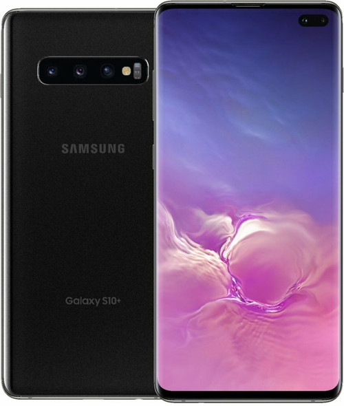 "Samsung Galaxy S10 SM-G973U (FACTORY UNLOCKED) 6.1"" 8GB RAM Black"