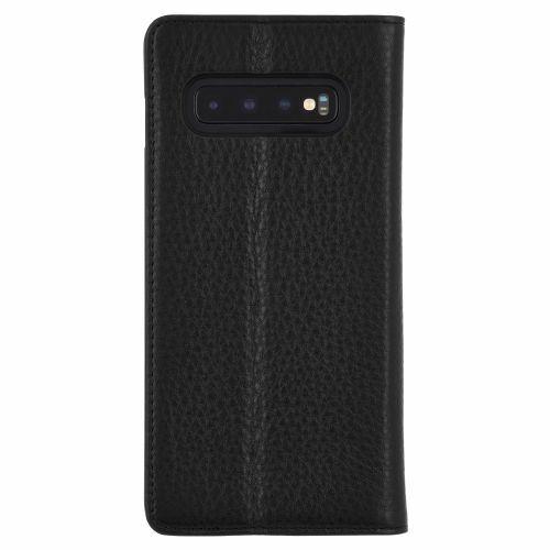 Case-Mate Wallet Folio for Samsung Galaxy S10 /S10+/S10e in Black
