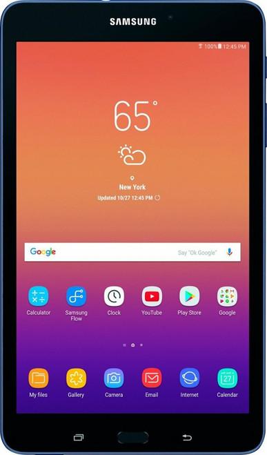 """Samsung - Galaxy Tab A 8.0"""" 32GB Wi-Fi Black SM-T380NZKEXAR"""