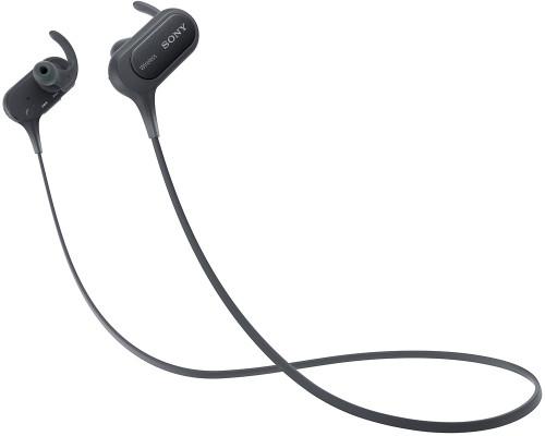 Sony - XB50BS Extra Bass Sports Wireless In-Ear Headphones - Black