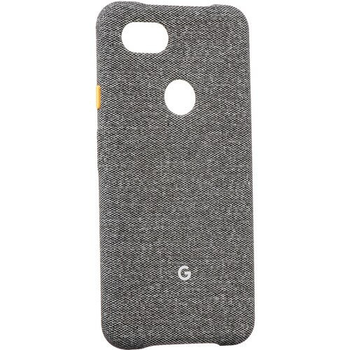 Google Fabric Case for Pixel 3a in Fog