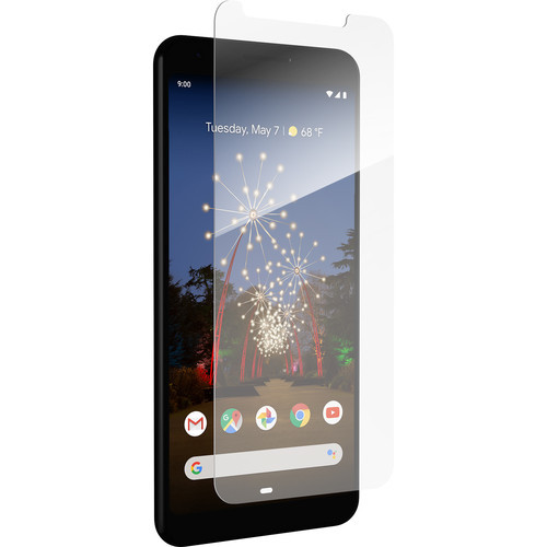 Zagg InvisibleShield Glass Plus for Google Pixel 3a and Pixel 3a XL
