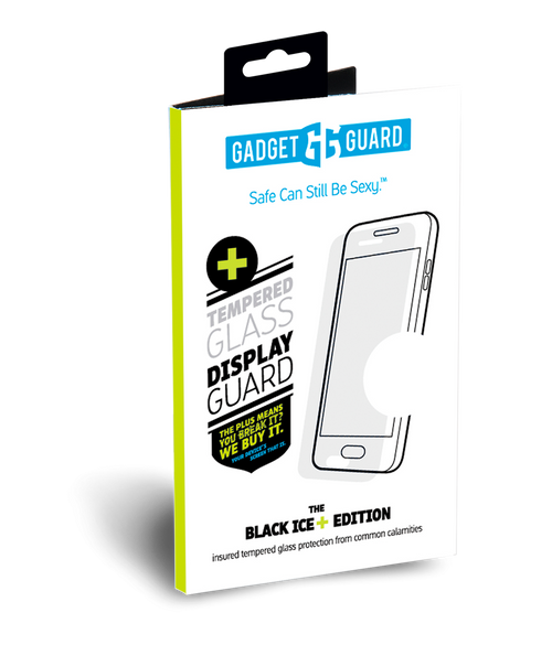 Gadget Guard Black Ice Tempered Glass Screen Protector for Google Pixel 3a and Pixel 3a XL