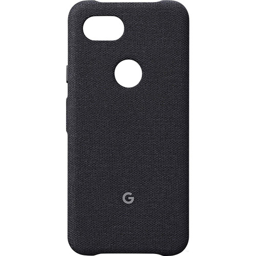 Google Fabric Case for Google Pixel 3a XL in Black