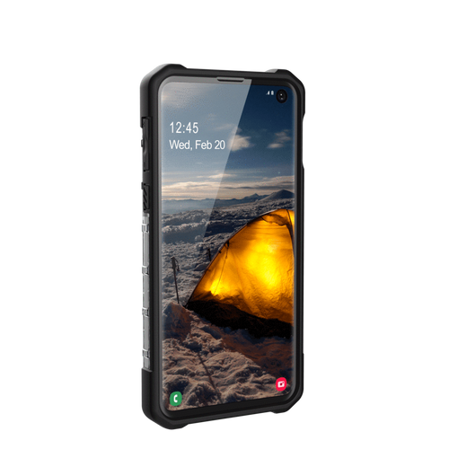 UAG Plasma Case for Samsung Galaxy S10+ plus in Ice