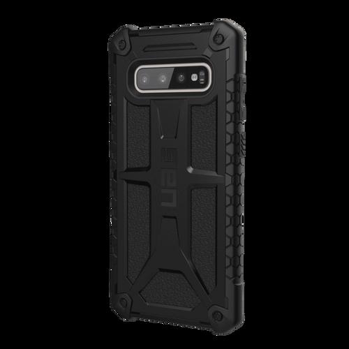 Urban Armor Gear Monarch Case for Samsung Galaxy S10+ in Black