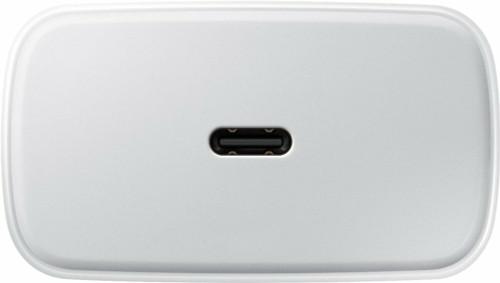 Samsung - Super Fast Charging 45W USB Type-C Wall Charger - White EP-TA845XWEGUS