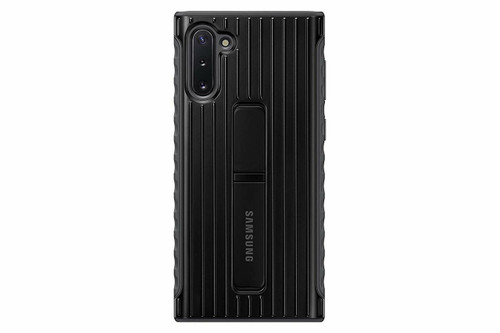 Samsung Galaxy Note10 Case, Rugged Drop Protection Cover - Black EF-RN970CBEGUS