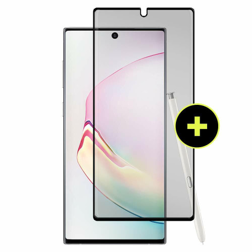 Gadget Guard Black Ice Plus Cornice Flex Screen Protector for The Samsung Galaxy Note 10+ Plus - Clear VTBIFEC228SS03A