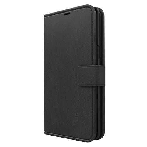 Skech - Polo Book Case for Samsung Galaxy Note 10+ Black