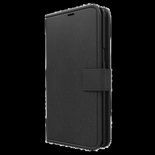 Skech - Polo Book Case for Samsung Galaxy Note 10+ Black