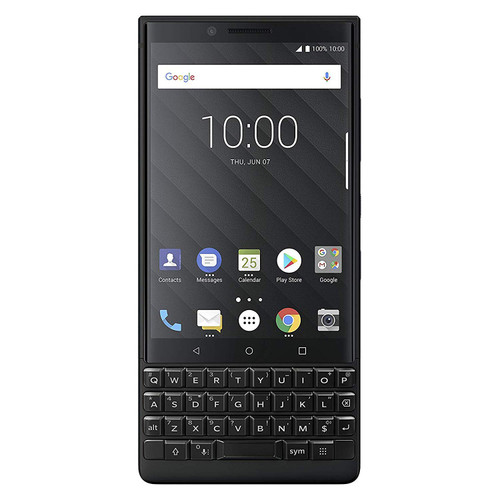"BlackBerry KEY 2 64GB Dual Sim BBF100-6 (FACTORY UNLOCKED) 4.5"" 6GB RAM"