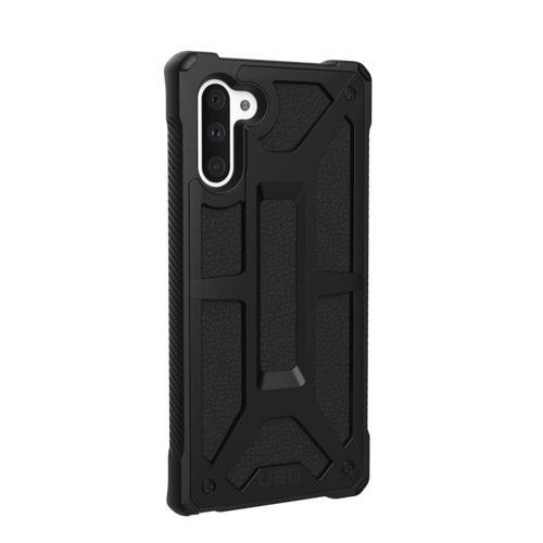 UAG Phone Case for Samsung Galaxy Note10 Plus Monarch Feather-Light Rugged Black