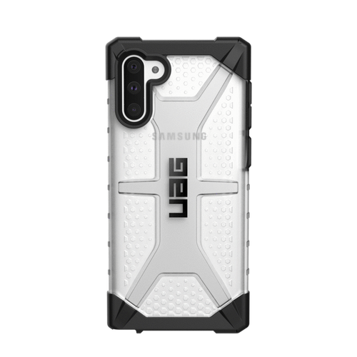 UAG Plasma Case for Samsung Galaxy Note 10 in Ice
