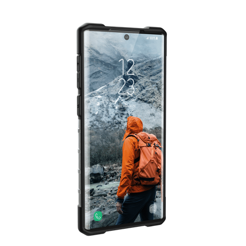 UAG Plasma Case for Galaxy Note 10+  in Ice