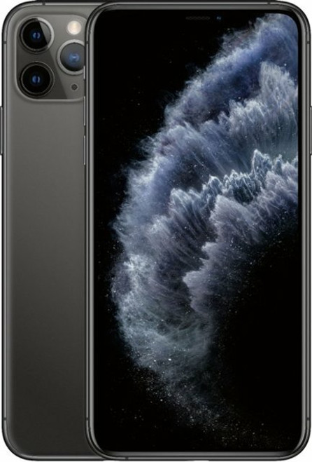 Apple iPhone 11 Pro Max factory unlocked Space gray