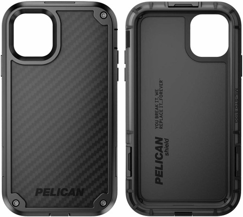 Pelican Shield case for iPhone 11/ iPhone 11 Pro and iPhone 11 Pro Max Black
