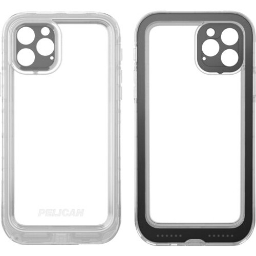 Pelican Marine for the iPhone 11 in Clear/Black/Clear
