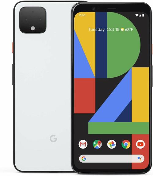 Google Pixel 4 - Clearly White GA01188-US