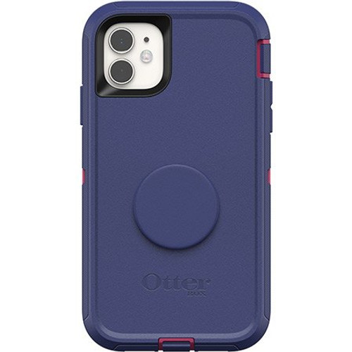 Otterbox iPhone 11 Otter + Pop Defender Series Case in Grape Jelly Purple