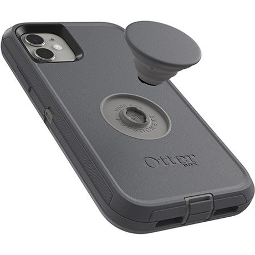 Otterbox iPhone 11 Otter + Pop Defender Series Case in Howler Grey