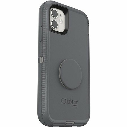 Otterbox iPhone 11 Pro Otter + Pop Defender Series Case in Howler Grey