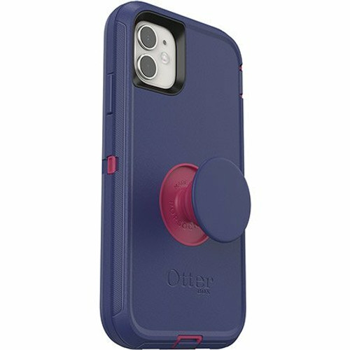 Otterbox iPhone 11 Pro Max Otter + Pop Defender Series Case in Grape Jelly Purple
