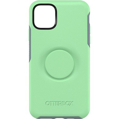 Otter + Pop Symmetry iPhone 11 Mint to Be