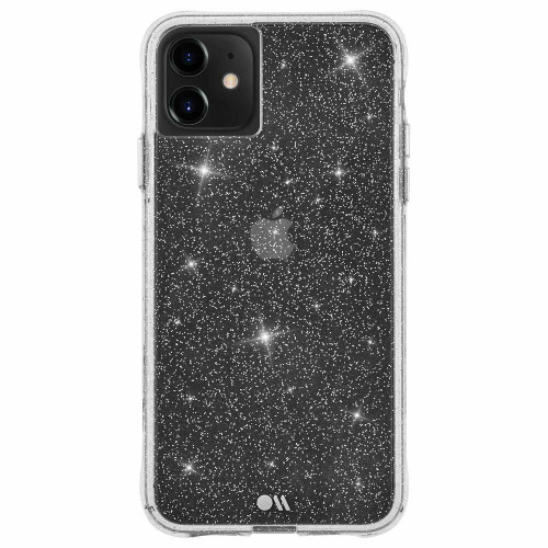 Case-Mate Sheer Crystal Case for iPhone 11 in Clear