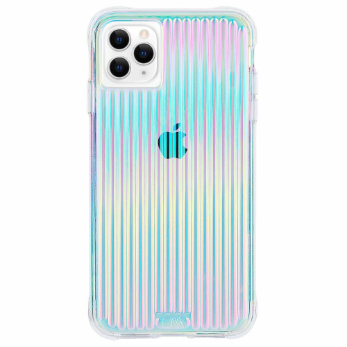Case-Mate Tough Groove Case for iPhone 11 in Iridescent