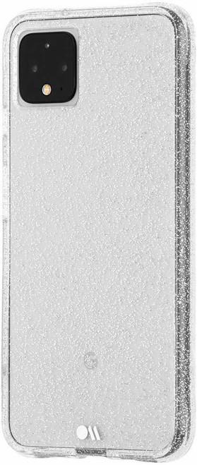 Case-Mate - Google Pixel 4 and Pixel 4 XL Case - Sheer Crystal