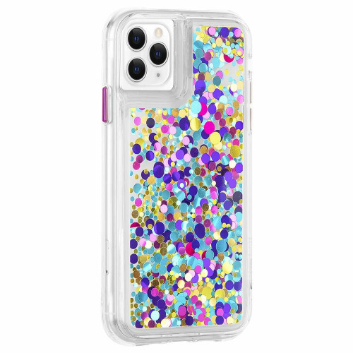 Case-Mate Waterfall Case for iPhone 11 Pro Max in Confetti