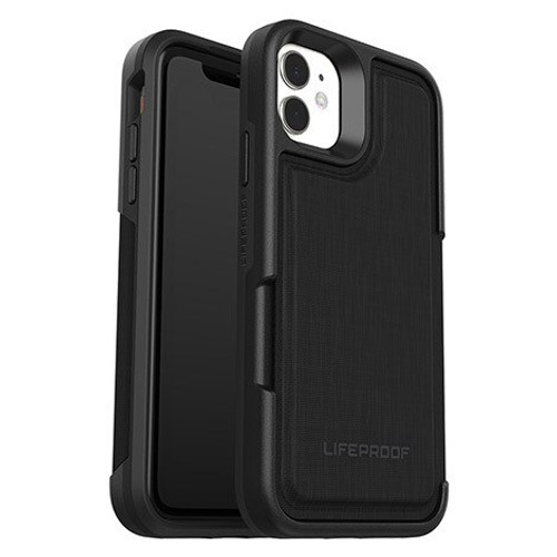 Lifeproof Flip Case for iPhone 11 Pro Black