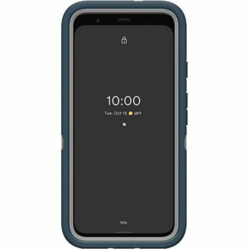 Otterbox Defender phone Case for Pixel 4 XL Gone Fishin