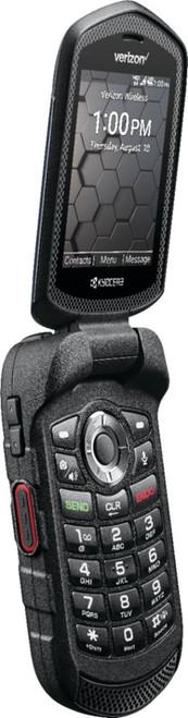 Kyocera DuraXV 4G LTE Black (Verizon) (KYOE4610PTT)