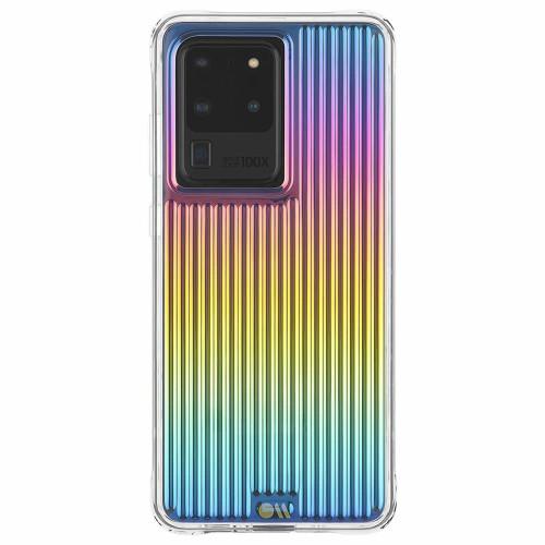 Case-Mate - Samsung Galaxy S20 Ultra TOUGH Case Iridescent