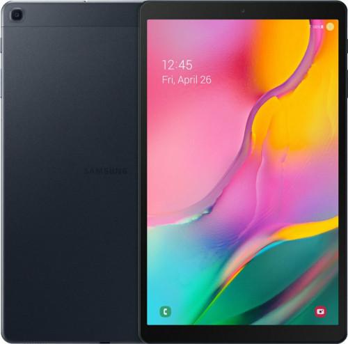 """Samsung - Galaxy Tab A (2019) - 10.1"""" - 32GB - Black"""