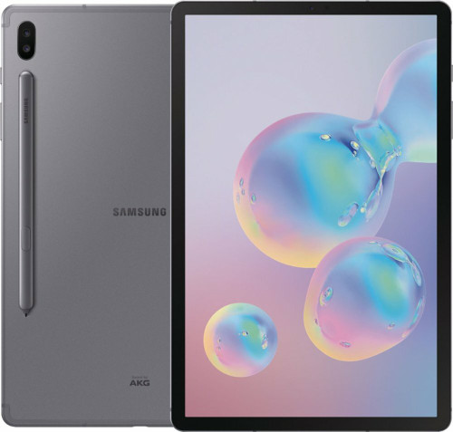 Samsung Galaxy Tab S6 SM-T865 UNLOCKED Wi-Fi + 4G 10.5 Mountain Gray