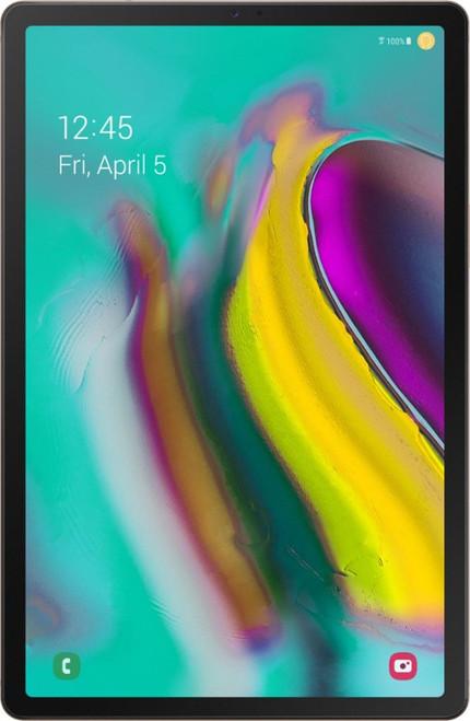 "Samsung - Galaxy Tab S5e - 10.5"" Wi-fi  Black"