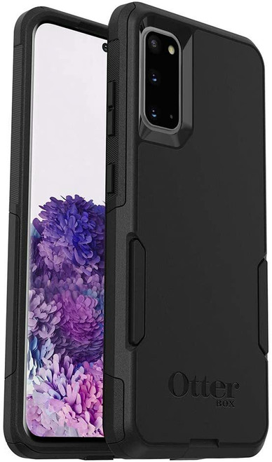 OtterBox COMMUTER SERIES Case for Galaxy S20+/Galaxy S20+ 5G  Black