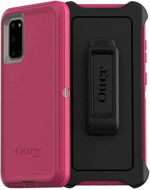 OtterBox DEFENDER SERIES SCREENLESS EDITION Case for Galaxy S20 Love Bug