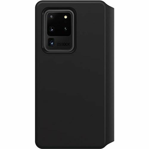 Otterbox Strada Via Folio - Samsung Galaxy S20+/Galaxy S20 ultra in Black Night