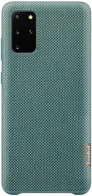 Samsung Galaxy S20+ Plus Case, Kvadrat Back Cover Green