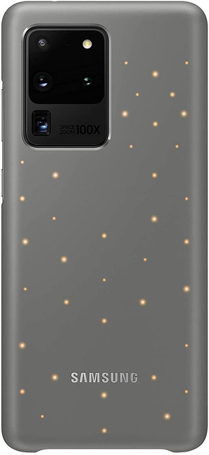 Samsung LED Back Cover Case - Samsung Galaxy S20 Ultra Gray